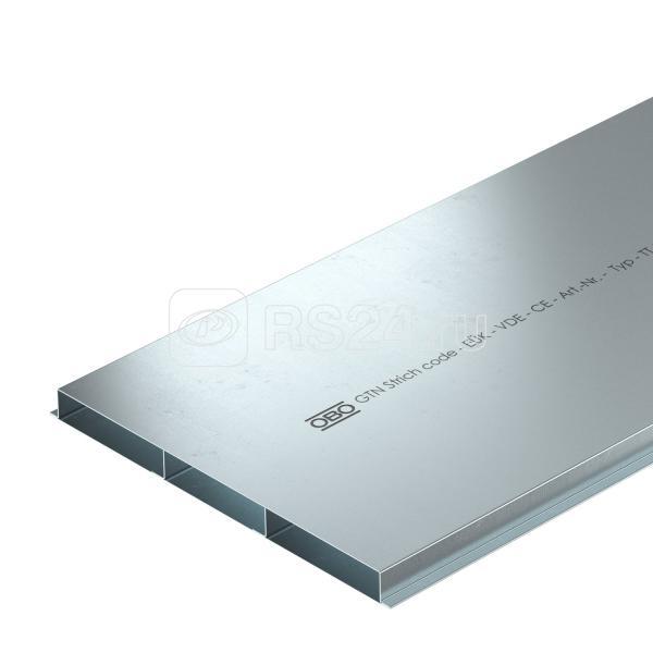 Кабель-канал 350х28 L2000 сталь S3 35028 оцинк. под заливку в бетон EUK OBO 7400336 купить в интернет-магазине RS24