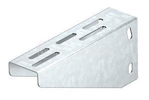 Кронштейн 535мм ASU 15 50 FS OBO 6344534 купить в интернет-магазине RS24
