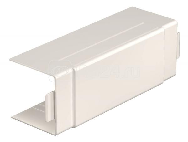 Крышка Т-образной секции кабель-канала 60х60мм ПВХ WDK HK60060CW крем. OBO 6162207 купить в интернет-магазине RS24