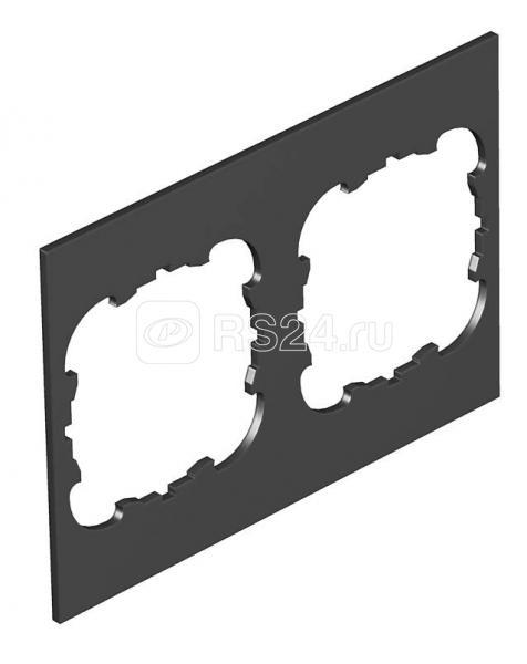 Крышка для напол. бокса Telitank на 2 устройства EK 110х77мм ПВХ T4B P3S 9011 черн. OBO 7408252 купить в интернет-магазине RS24