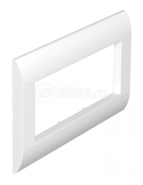 Рамка 3-м декоративная S990 для боксов Telitank S990-AF3 RW бел. OBO 6107202 купить в интернет-магазине RS24