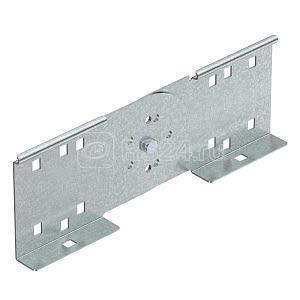 Соединитель шарнирный кабельного листового лотка 110х300 RGV110-SM FS OBO 7081995 купить в интернет-магазине RS24