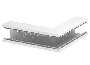 Угол внешний нерегулируемый кабель-канала Rapid 80 90х110мм сталь GS-SA90110LGR свет. сер. OBO 6277112 купить в интернет-магазине RS24