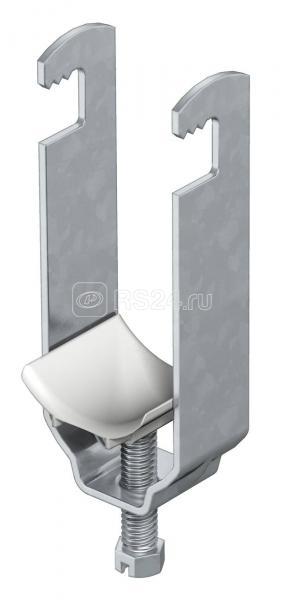 Скоба U-образная зажим. D28-34 гор. оцинк. 2056F 2 34 FT OBO 1170341 купить в интернет-магазине RS24