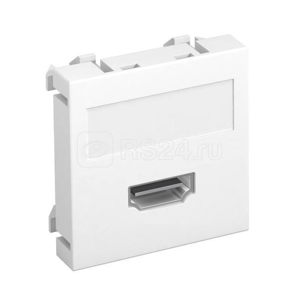 Рамка Modul45 мультимедийная HDMI MTG-HD S RW1 бел. OBO 6104802 купить в интернет-магазине RS24