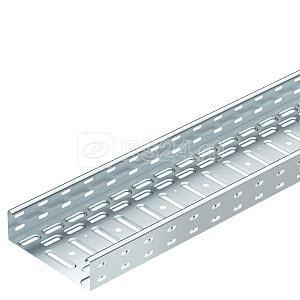 Лоток листовой перфорированный 100х60 L3000 сталь 0.7мм LKS 610 FS оцинк. OBO 6048910