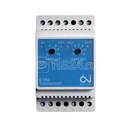 Термостат мех. ETR2 1550 для систем антиоблед. без датчика 3.6кВт 16А на DIN-рейку OJ ELECTRONICS купить в интернет-магазине RS24