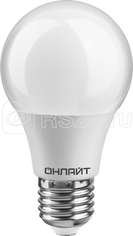 Лампа светодиодная 82 920 OLL-A60-15-230-2.7K-E27-PROMO ОНЛАЙТ 82920 купить в интернет-магазине RS24