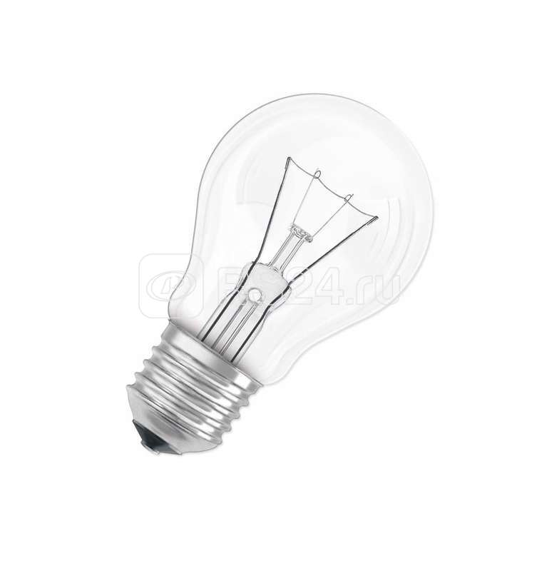 Лампа накаливания CLASSIC A CL 75Вт E27 220-240В OSRAM 4008321585387