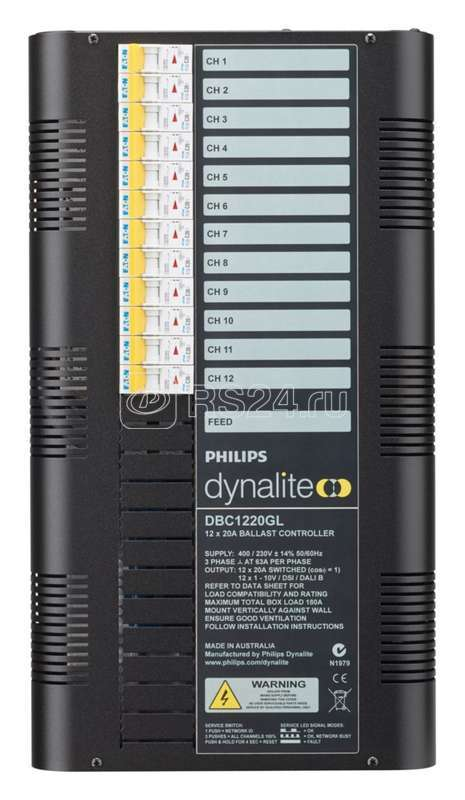 Контроллер управляющий DB 1220GL Philips 913703038009 / 871016350668500 купить в интернет-магазине RS24