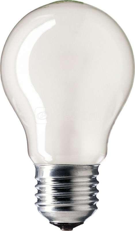 Лампа накаливания Stan A55 FR 1CT/12X10 60Вт E27 220-240В PHILIPS 926000007317 / 871150035471684