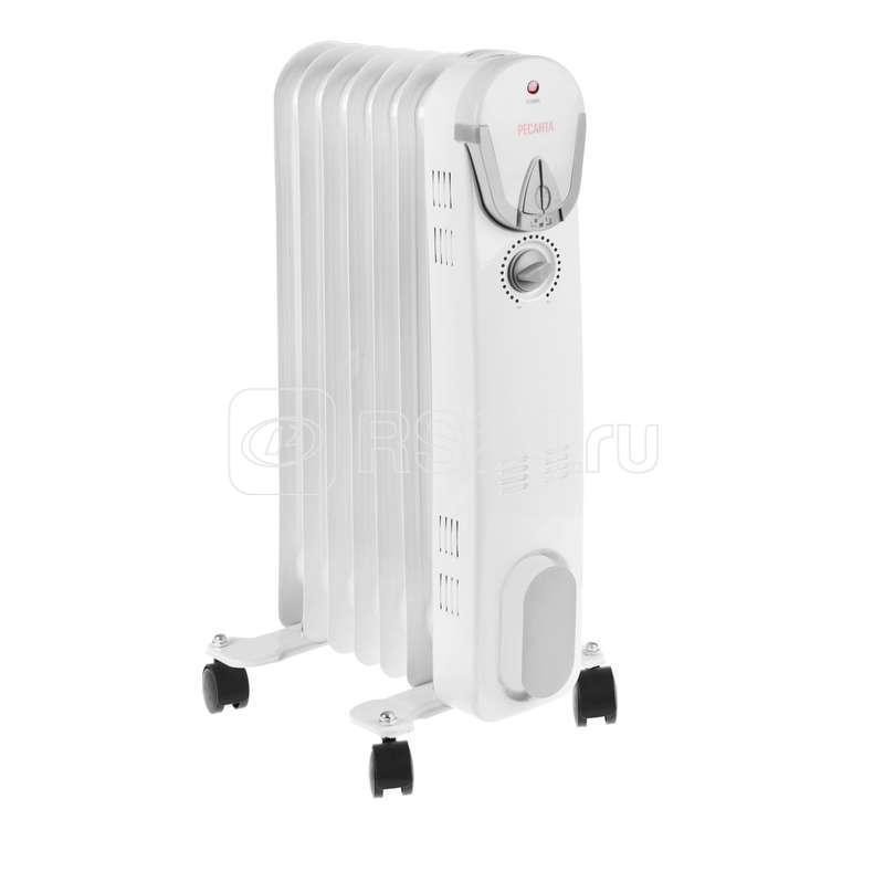 Радиатор электрич. 7 секц. масл. ОМПТ- 7Н (1.5кВт) Ресанта 67/3/3 купить в интернет-магазине RS24