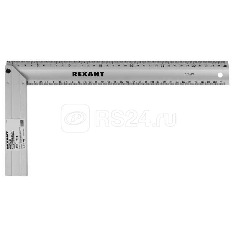 Угольник строительный литой алюминиевый 350мм Rexant 12-9202 купить в интернет-магазине RS24