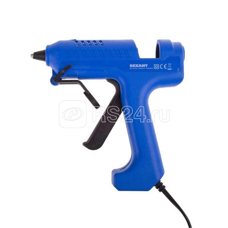 Пистолет клеевой 100Вт ProfiMax (блист.) Rexant 12-0118 купить в интернет-магазине RS24