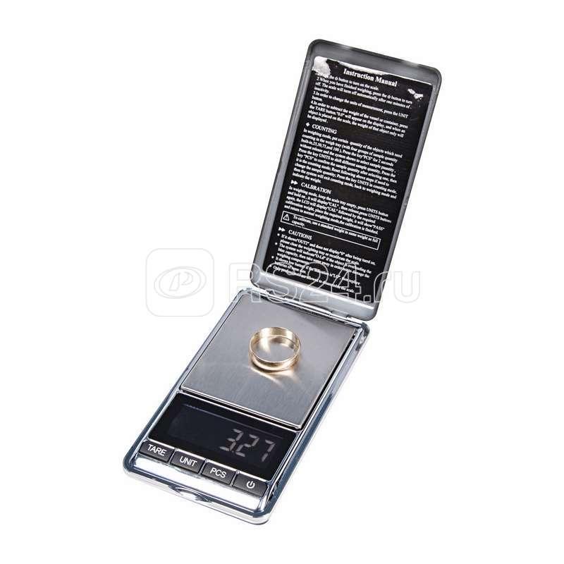 Весы электронные 0.01-100гр. Rexant 72-1000 купить в интернет-магазине RS24