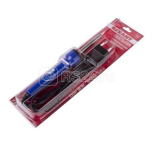 Паяльник с керам. нагревателем точная пайка 220В/30Вт Rexant 12-0130 купить в интернет-магазине RS24