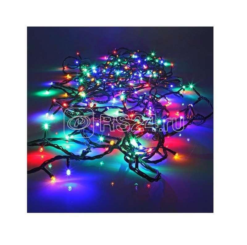 Гирлянда Сосульки 100 LED уличная 2м соед. до 10 шт. мульти SHLights 4690601042019 купить в интернет-магазине RS24