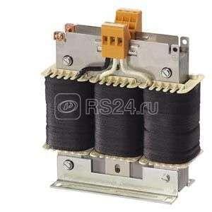 Дроссель сетевой SINAMICS для базового модуля 40кВт 380-480В Siemens 6SL30000CE240AA0 купить в интернет-магазине RS24