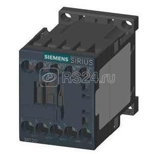 Контактор 3п АС-3 7.5кВт/400В 1НО 230В S00 Siemens 3RT20181AP01 купить в интернет-магазине RS24
