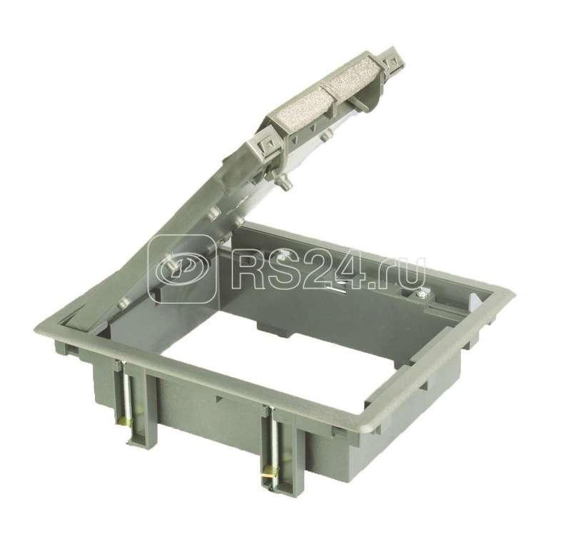 Люк на 1 CIMA-модуль без днища посадка 170х115мм графит Simon Connect S100-14 купить в интернет-магазине RS24
