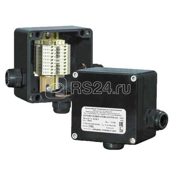 Коробка соединительная ПРОЕКТ ССТ РТВ 404-1П/2П купить в интернет-магазине RS24