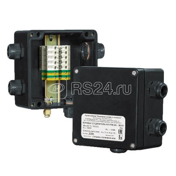 Коробка соединительная ПРОЕКТ ССТ РТВ 602-1Б/2П купить в интернет-магазине RS24