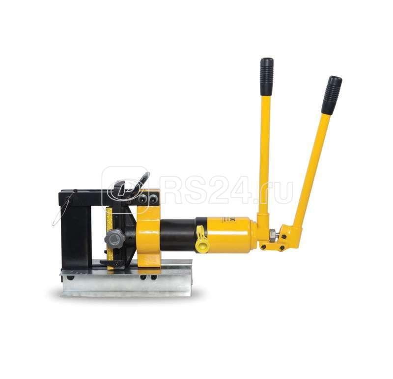 Пресс гидравлический ШГ-150А для гибки шин до 10х150мм SHTOK 02204 купить в интернет-магазине RS24