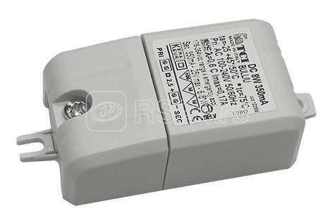Драйвер LED 8Вт 350мА (TCI DC8W 350мА 122598) СТ 6002001170