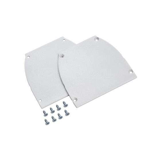 Комплект крышек для светильника LINER/S DR LR бел. СТ 2471000090 купить в интернет-магазине RS24