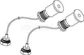 Подвес для светильника Т120 (уп.2шт) СТ 2572000030