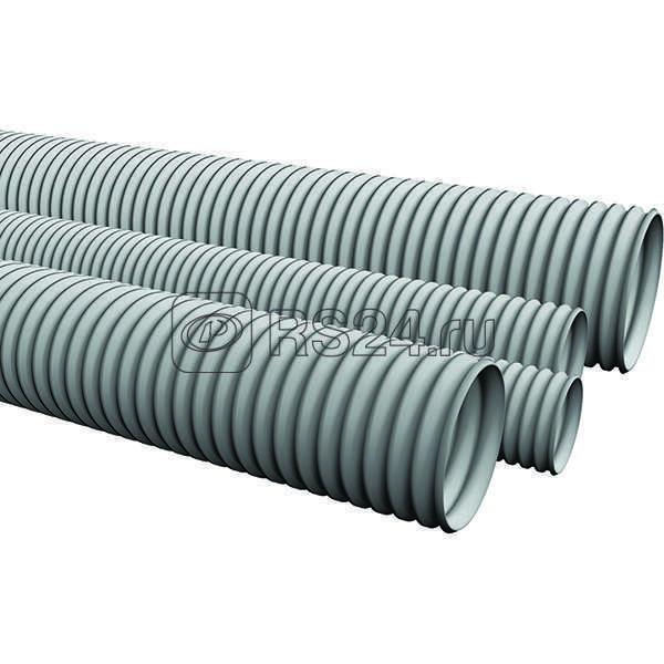 Труба гофрированная ПВХ d20мм с зондом сер. (100м) T-Plast 55.01.002.0002 купить в интернет-магазине RS24