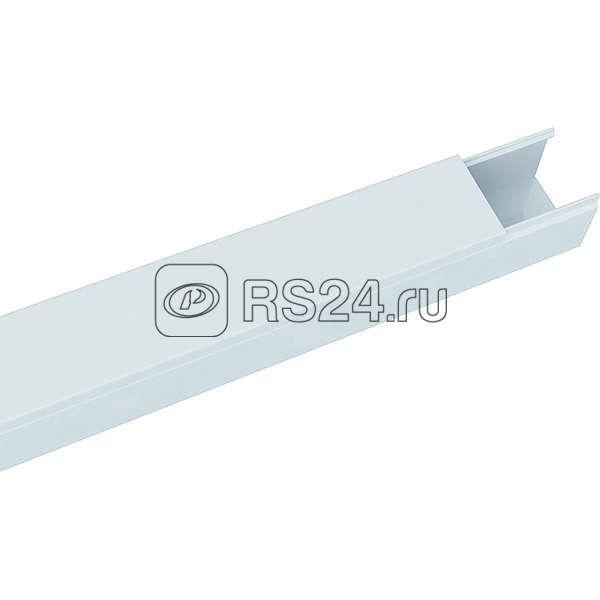 Кабель-канал 40х25 L2000 пластик с разделителем Т-Пласт 50.01.001.0109 купить в интернет-магазине RS24