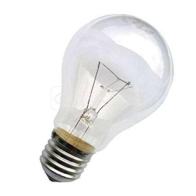 Лампа накаливания Б 75Вт E27 230-240В (верс.) Томский ЭЛЗ 4767/6112