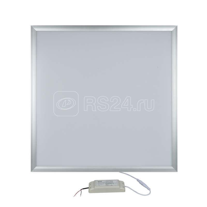 Светильник ULP-6060-36W/DW EFFECTIVE Silver 6500К в комплекте с и/п Uniel UL-00001791 купить в интернет-магазине RS24