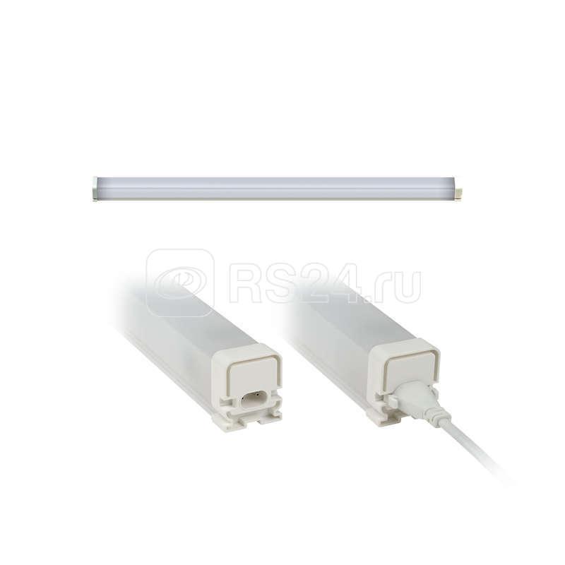 Светильник ULO-BL60-9W/NW/K IP54 WHITE бел. Uniel UL-00001617 купить в интернет-магазине RS24