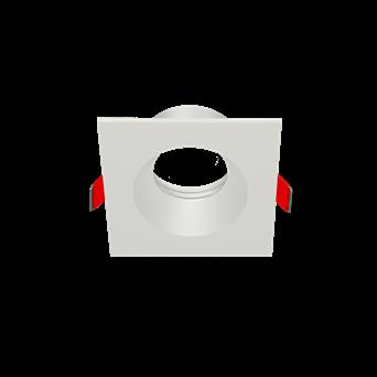 Рамка для модульного светильника FLEX 50 08 90х90х30 квадратная встраив. RAL9010 VARTON V1-R0-00435-10002-2000000 купить в интернет-магазине RS24