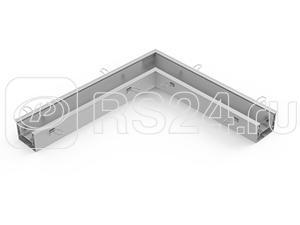 Соединитель L-образный с набором креплений для светильников G-ЛАЙН 610х690х80 36Вт 4000К DALI без рассеив. VARTON V4-R0-70.0010.GL0-D015 купить в интернет-магазине RS24
