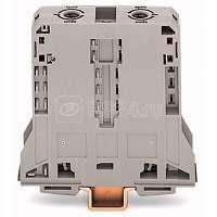 Клемма 95 QMM сер. (уп.5шт) WAGO 285-195 купить в интернет-магазине RS24