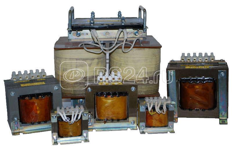 Трансформатор ОСМ 1-1.0 380/5-22-220/24 ЭТЗ Калуга купить в интернет-магазине RS24